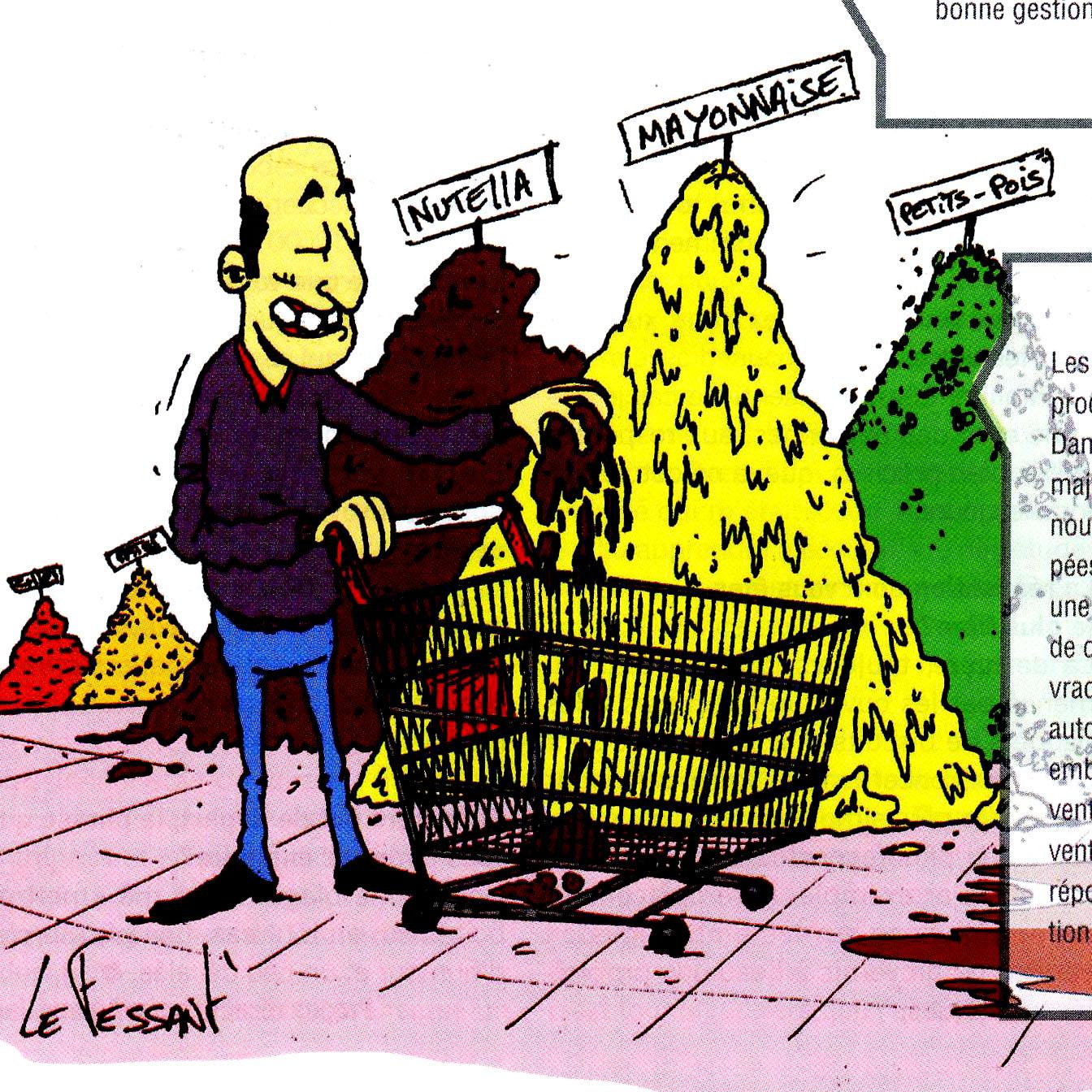 Les emballages ne servent pas à rien ! C'est Michel Fontaine qui le dit…!