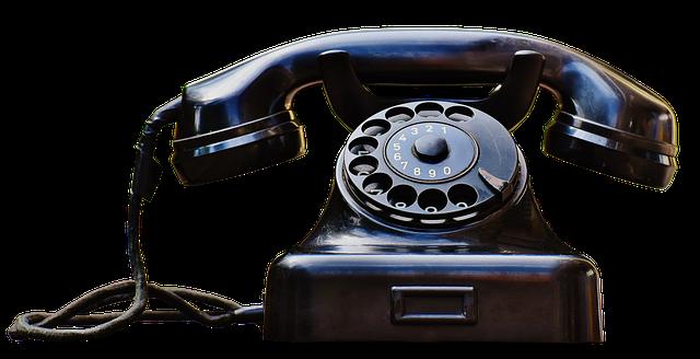 Travaux sur notre ligne téléphonique !